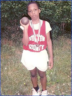 Dwight Howard Childhood Photo
