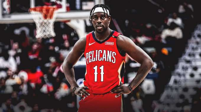 Photo of New Orleans Pelicans' Jrue Holiday