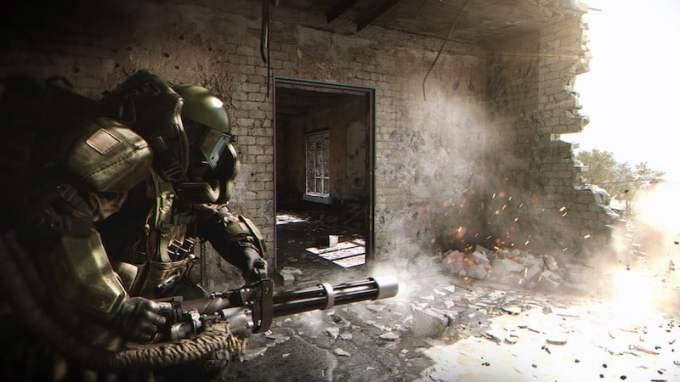 Call of Duty Modern Warfare PS4 2019