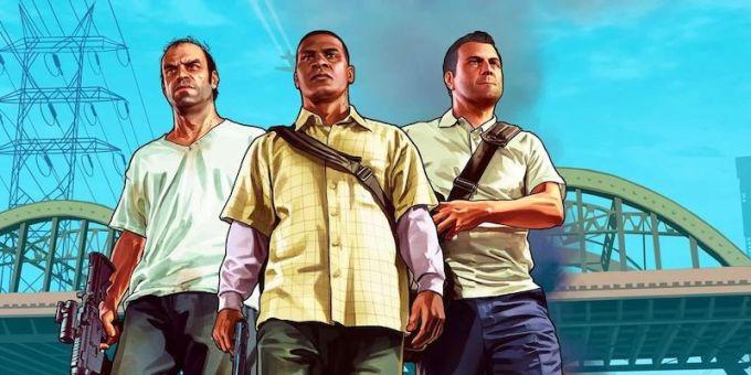 Grand Theft Auto V GTA 5 PS4 PlayStation 4