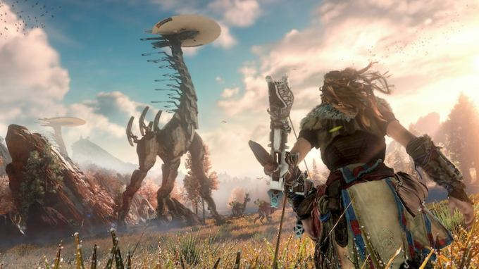 Horizon Zero Dawn 2 – PS5 PlayStation 5