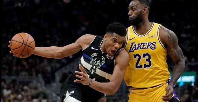 Top-10 Best NBA Players Right Now 2020