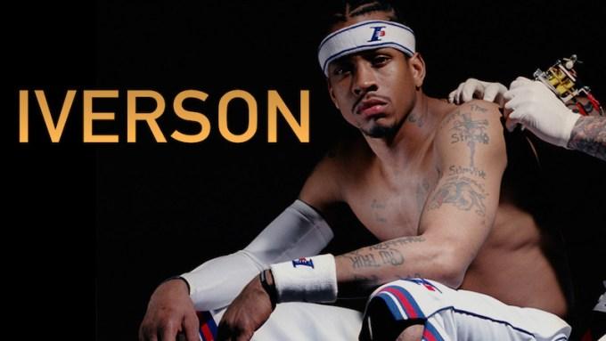 Iverson on Netflix
