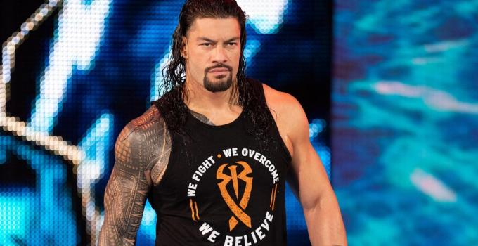 Roman Reigns Biography Facts, Childhood, Net Worth, Life