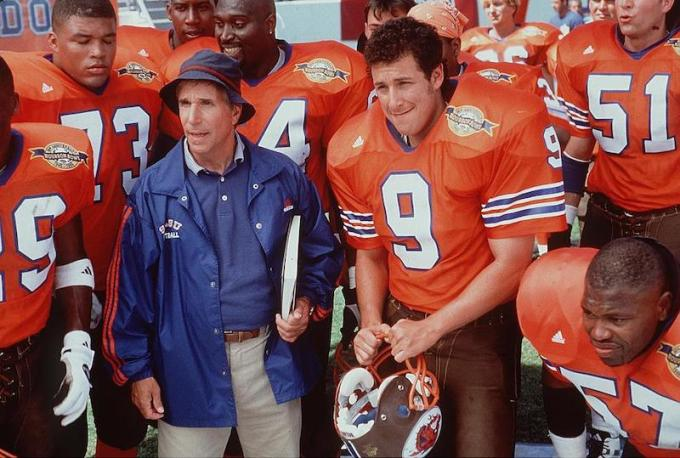 The Waterboy on Netflix