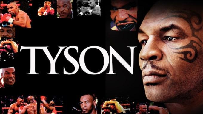 Tyson: The Movie  on Netflix