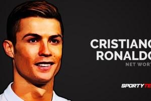 Cristiano Ronaldo Net Worth 2020 & Salary – $1B Footballer