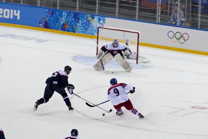 Highest-Paying Sports - Ice Hockey