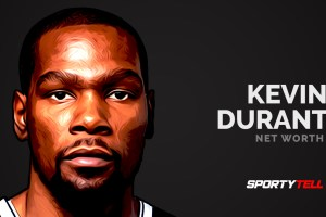 Kevin Durant Net Worth 2020 – How Rich Is He?