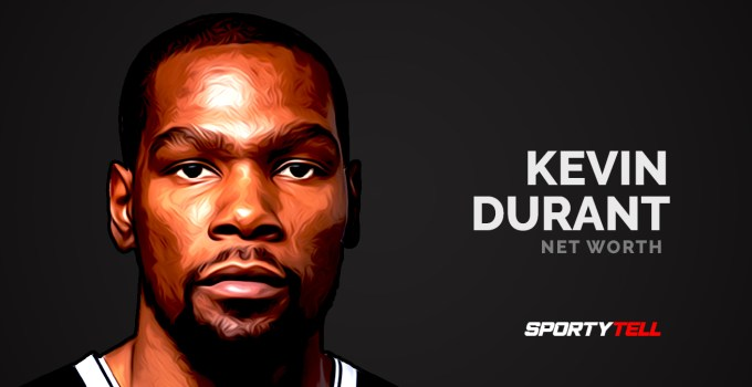 Kevin Durant Net Worth 2020