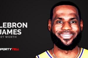 LeBron James Net Worth 2020, Salary, Contract