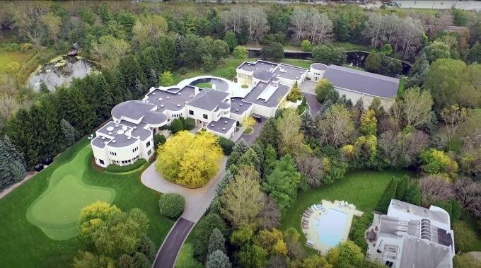 Michael Jordan's Houses & Real Estate - Chicago