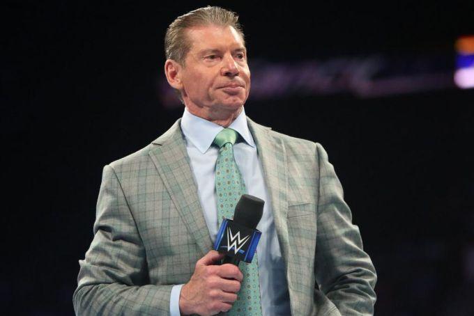 Weathiest Athletes - Vince McMahon