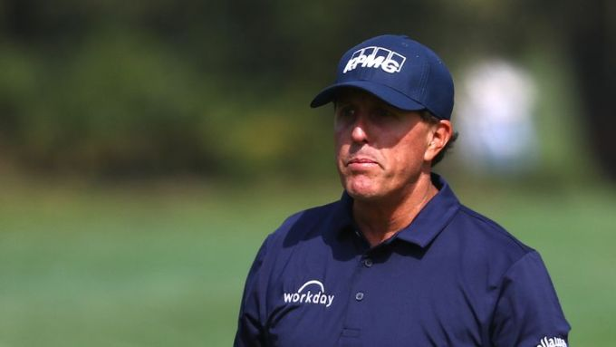 Wealthiest Athletes - Phil Mickelson