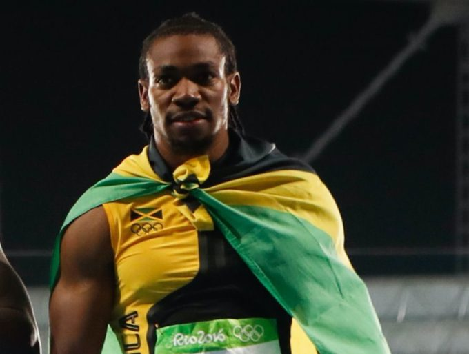 World's Fastest Sprinters - Yohan Blake