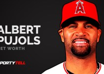 Albert Pujols Net Worth, Salary, Endorsements, Contracts