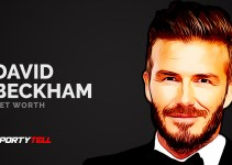 David Beckham Net Worth - How Rich He Is