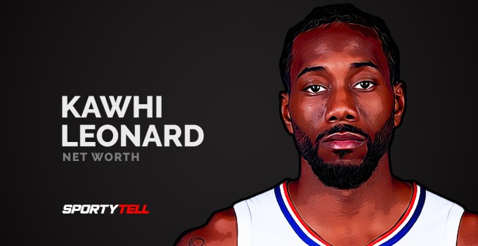 Kawhi Leonard Net Worth 2020 - How Rich Is He