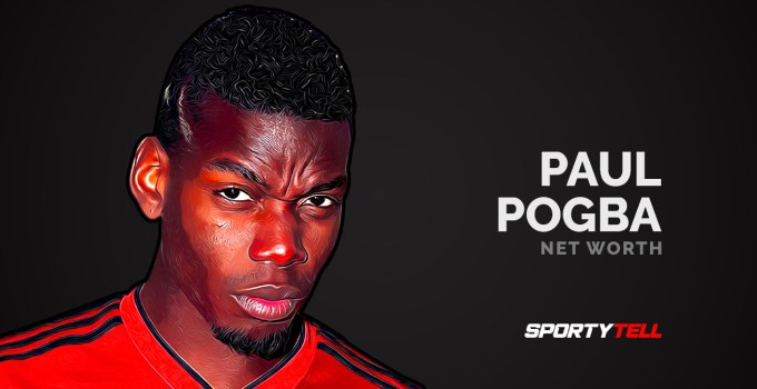 Paul Pogba Net Worth - How Rich Is He