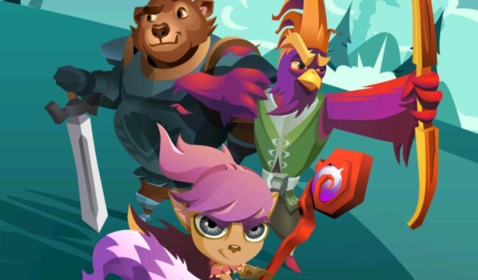 Pocket Legends Adventures for Android and iOS