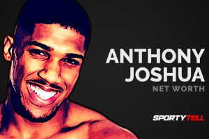 Anthony Joshua Net Worth 2020, Earnings, Endorsements