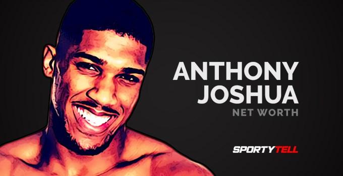 Anthony Joshua Net Worth, Earnings, Endorsements