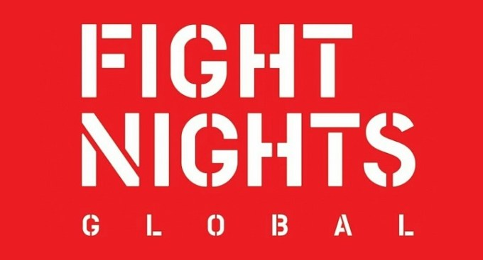 Fight Nights Global (FNG) Logo
