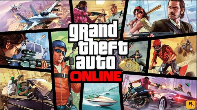 GTA Online - Best Online Game