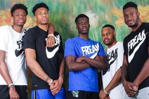 Giannis Antetokounmpo Brothers: All You Need To Know