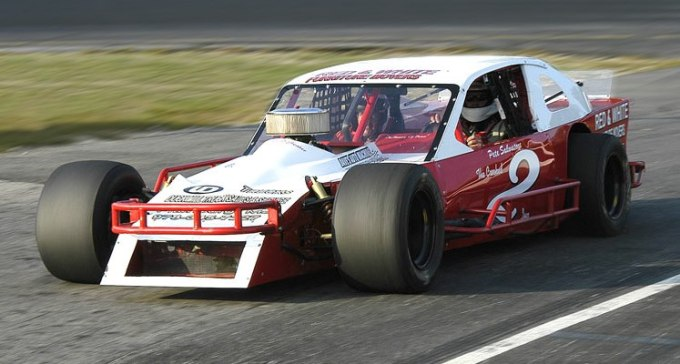 Ken Bouchard's Drive To Victory Lane Racing School