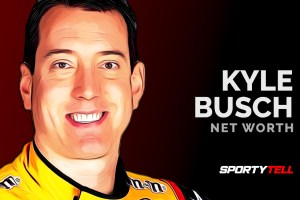 Kyle Busch Net Worth 2020, Salary, Wife, Facts