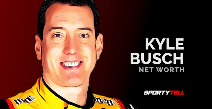 Kyle Busch Net Worth, Salary, Motorsports, Wife, Facts