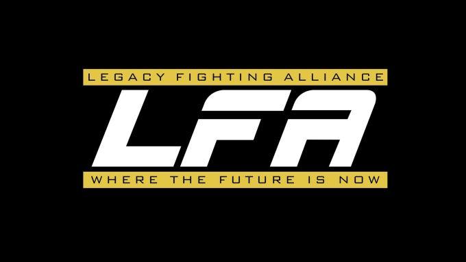 Legacy Fighting Alliance (LFA) Logo