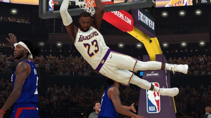 NBA 2K20 - Lebron
