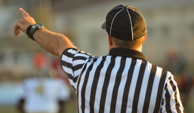 Referee among the best paying sports jobs in the world
