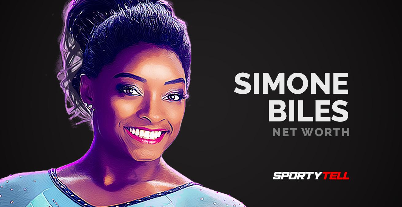 Simone Biles Net Worth 2020 Earnings Endorsements Sportytell
