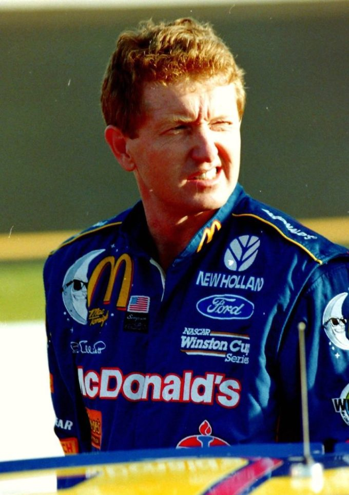 Bill Elliott - American race car driver
