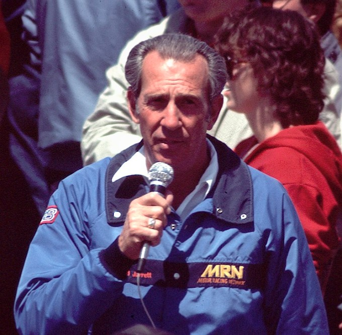 Ned Jarrett – American race car driver