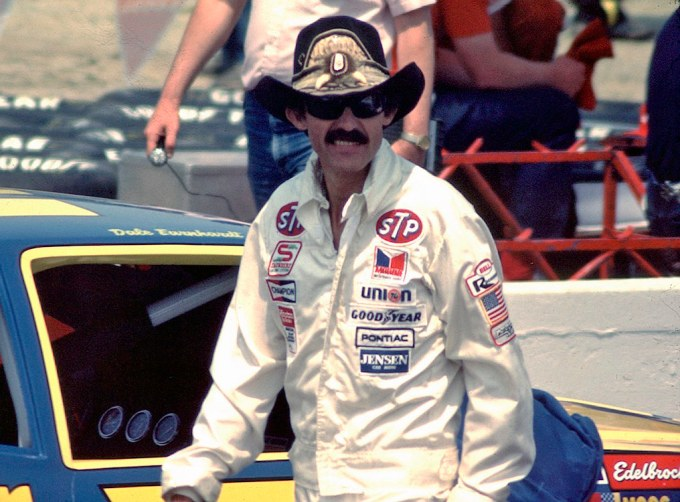 Richard Petty in 1984 – Greatest NASCAR Driver