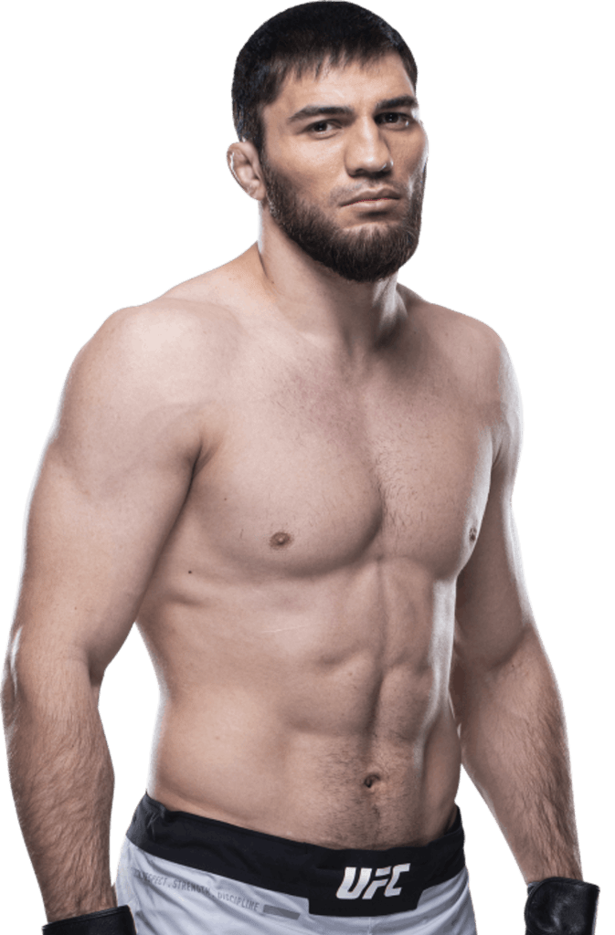 Shamil Gamzatov - Current UFC Undefeated Fighter