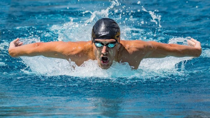 Swimming – Toughest Sports