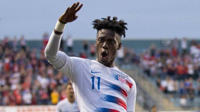 Timothy Weah – American Soccer Player