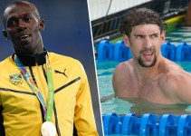 Top-20 Richest Olympians In The World