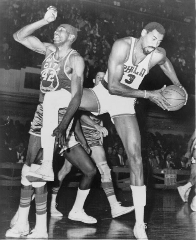 Wilt Chamberlain NBA Record – Avg. 48.5 Min. Per Game