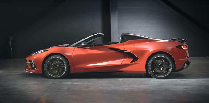 2020 Chevrolet Corvette ZR1 Convertible
