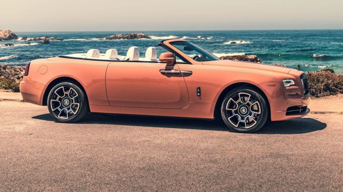 2020 Rolls-Royce Dawn – Best Convertible Sports Car
