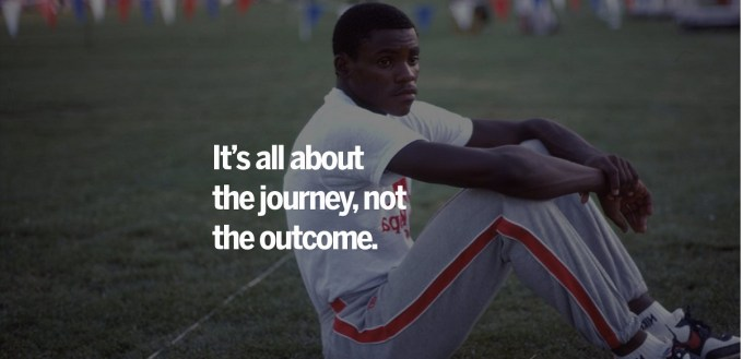 Carl Lewis Quote