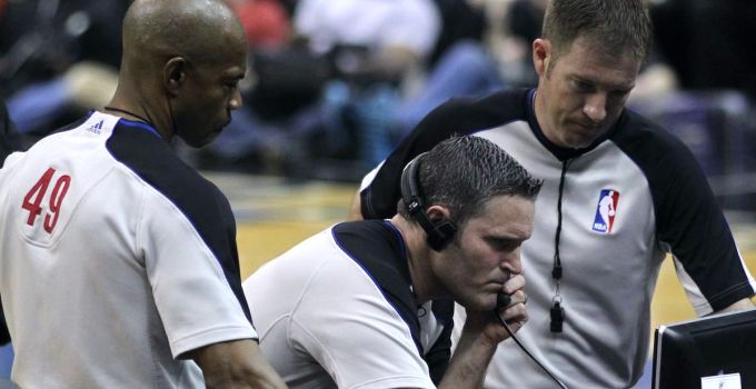 Nba Referees Salary- How Much Refs Make Per Game