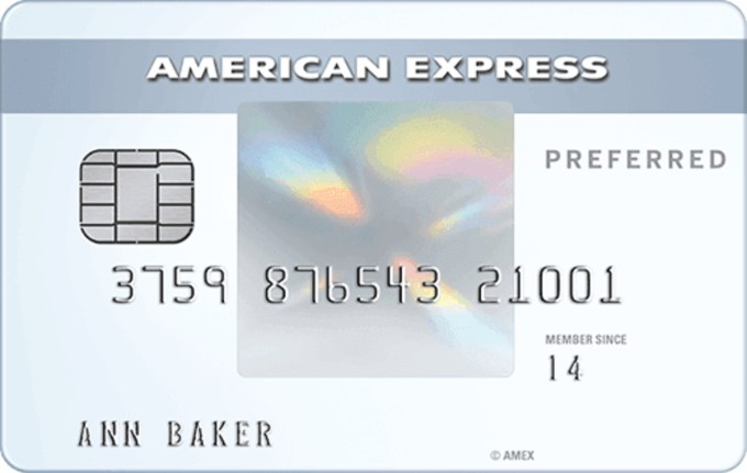 The American Express Every Day card