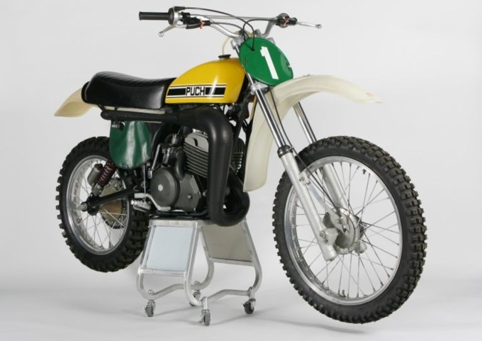 puch 250 1976 Twin Carb